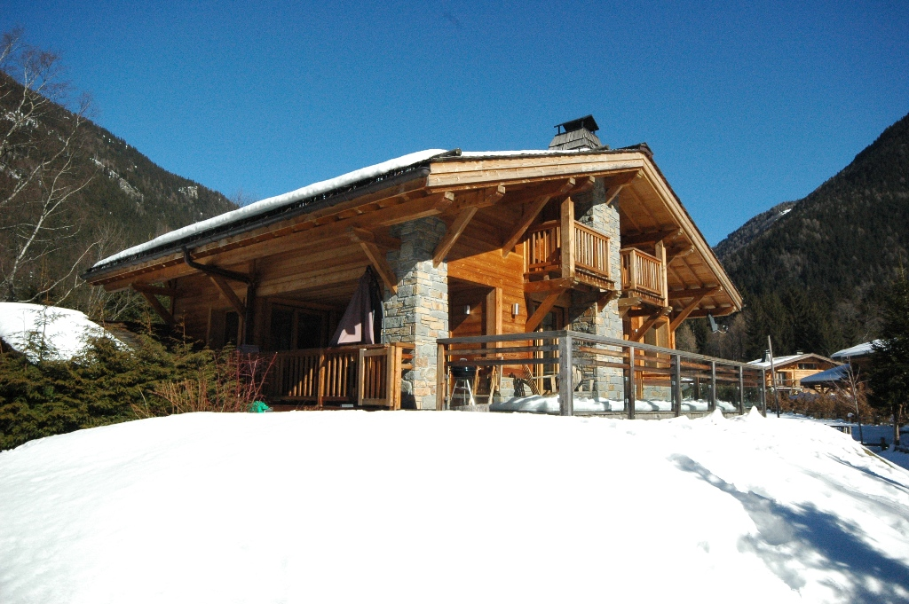Chalet for sale chalet bois chamonix france - Chalet en bois swan valley ...