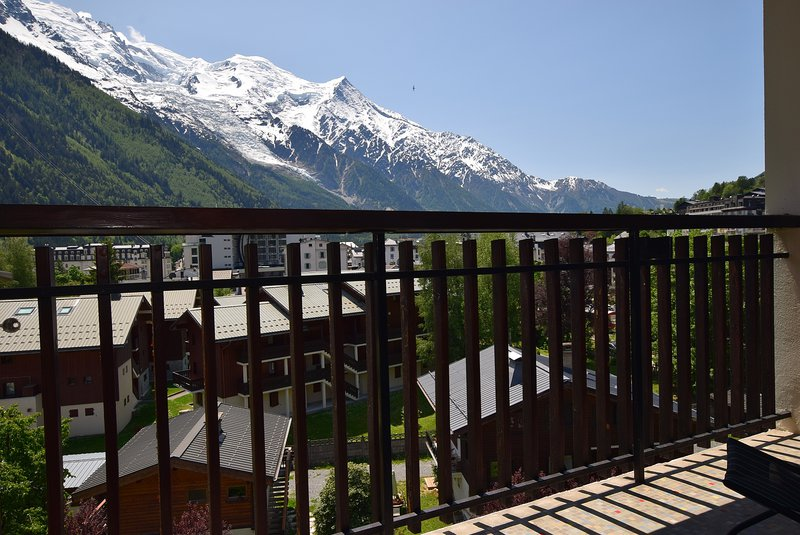 Stunning view from the balcony|Une vue superbe depuis le balcon