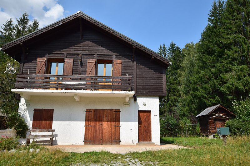 Chamonix property sales mountain base - Chalet en bois swan valley ...